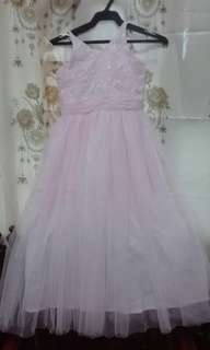Pre-loved girl dress / gown