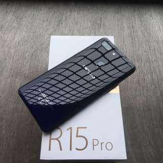 Oppo R15 pro 夢境紫