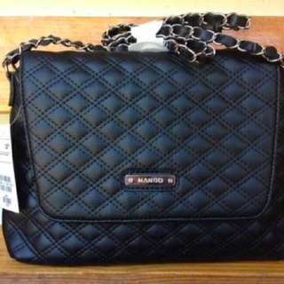 MANGO flip quilted Sling Bag FREE SHIPPING!!!