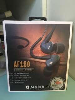 Audiofly Earphone - in-ear monitor AF180
