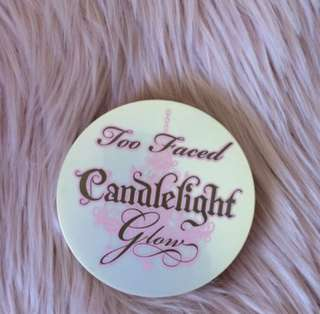 Candelight - Too Faced