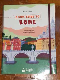 A kid's guide to Rome