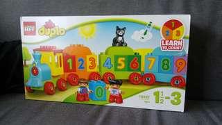 Lego Duplo火車組合(10847)