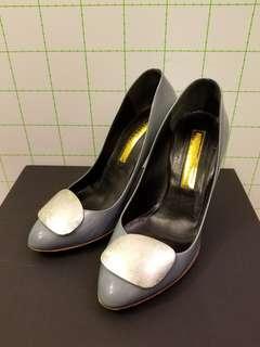 Rubert Sanderson 37.5 Patent high heels
