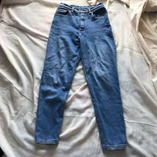 Rego Mom Jeans