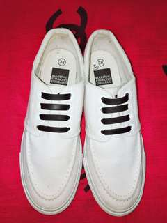 Girbaud  white shoes