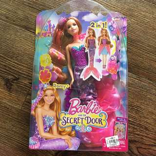 Barbie and the Secret Door ROMY