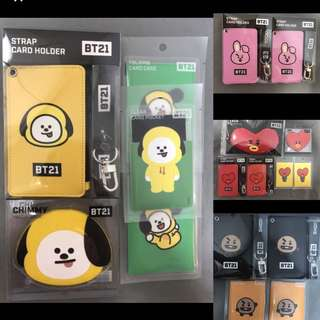 BT21 READY STOCK ONLY FEW HAVE