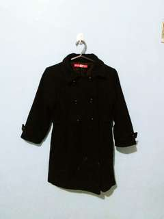 Wool Coat for Girls 5/6 Yrs Old