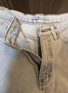 Tommy Hilfiger HW Mom Jeans