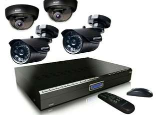 (83585) Supply and install of CCTV Systems