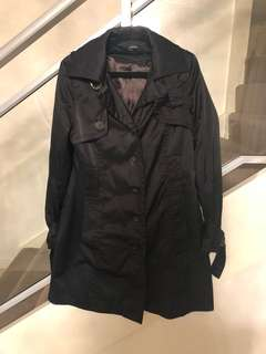 Trench coat - size 10