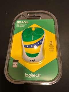 世界盃無線滑鼠wireless mouse
