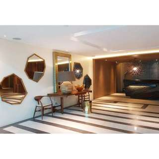 Furnished Room for Short Stay at Acqua Private Residences
