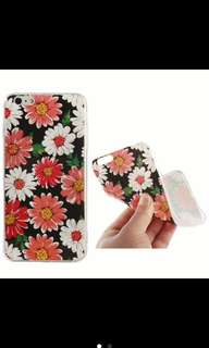Floral Case Iphone 5/5s