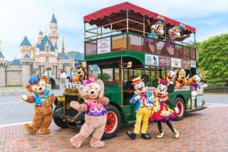 香港迪士尼門票 3人$1000