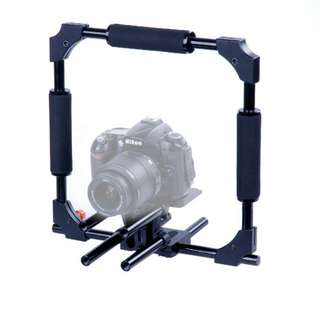 Sevenoak Sevenoak SK-C01 15mm Rod PRO Camera Cage SteadyCam System for DSLR