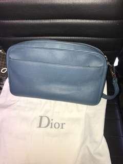 Dior Homme 罕有男裝真皮手揸包購自法國