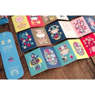 Snow White Stickers Set