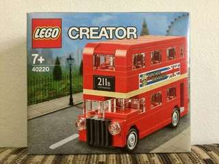 LEGO 40220 Mini London Bus