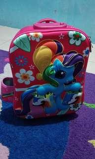 tas koper little pony