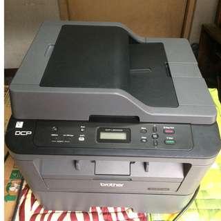 3-in-1 Laser Printer, Copier, Scanner
