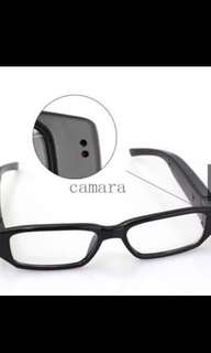 SPY RECORDER GLASSES