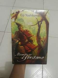 Novel Minamoto no Yoritomo