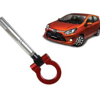 Benen Tow Hook Toyota Wigo Front Swivel Towing Hook