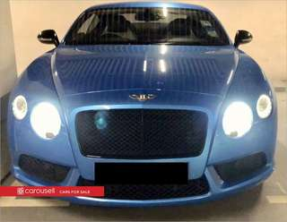 Bentley Continental GT 4.0A V8