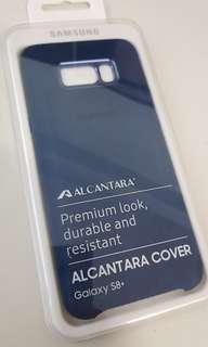 Samsung S8+ Alcantara Cover (NEW)