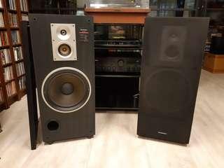 Technics SB-2155 Floor Standing Speaker 3 ways
