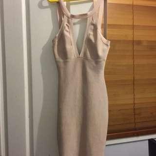 Tight stretchy formal dress