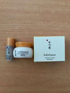 New-Sulwhasoo Renewing Kit ( 2 items )
