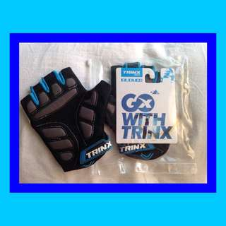 Trinx bike gloves