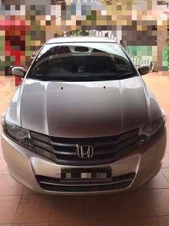 2009 Honda City I-VTEC
