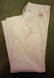 Juicy Couture Pink Trackies