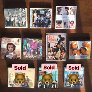 Mayday CDs and DVDs