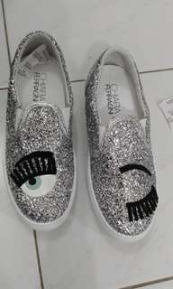 Slipper/Sepatu Chiara Ferragni 100% authentic (baca deskripsi)