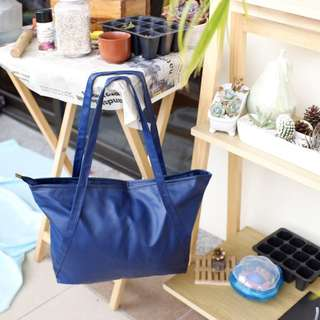 Brand New Tote Bag (in Blue)