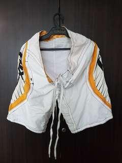 Fox White Board Shorts