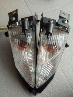 Gsxr k9 rear signal lights
