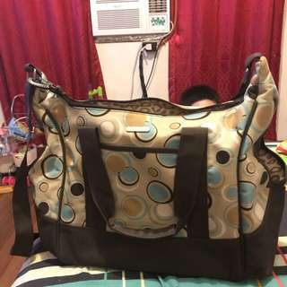 Bellotte Diaper Bag