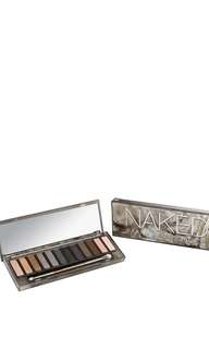 BRAND NEW URBAN DECAY NAKED Smoky Eyeshadow Palette