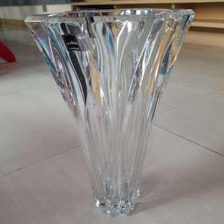 Rogaska水晶花瓶 crystal vase