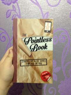 The pointless book