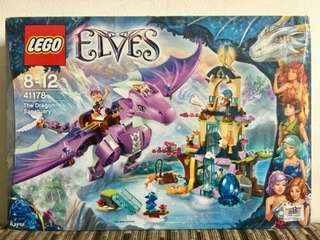 LEGO 41178 The Dragon Sanctuary
