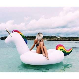 2nd hand Unicorn Inflatable Float