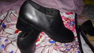 Original Janeo Leather boots