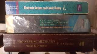Various textbooks and reviewers